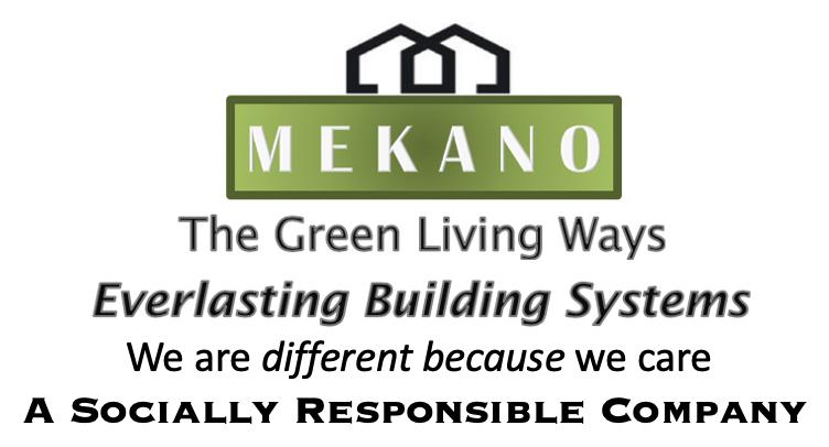 PREFAB MODULAR GREEN BUILDING SYSTEMS Logo